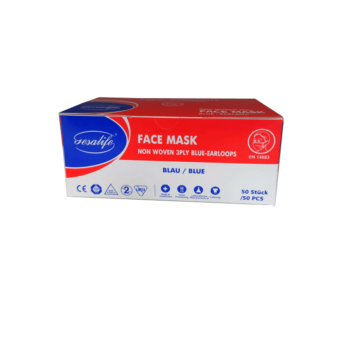 Face mask 3Ply TYPE IIR