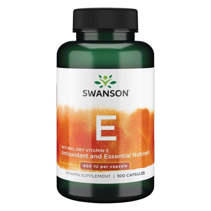 Natural Dry Vitamin E
