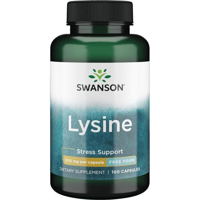 Free-Form L-Lysine 100