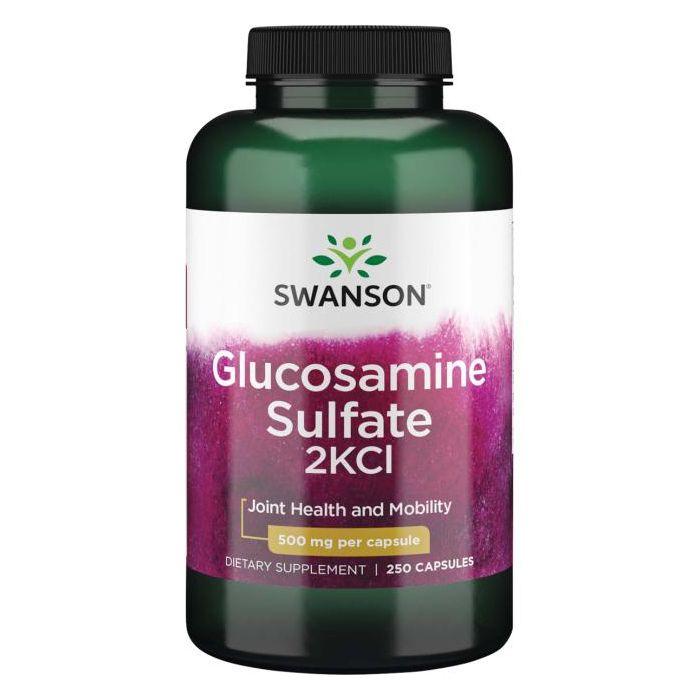 Glucosamine Sulfate 2KCl