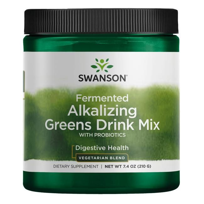 Fermented Alkalizing Greens Drink Mix