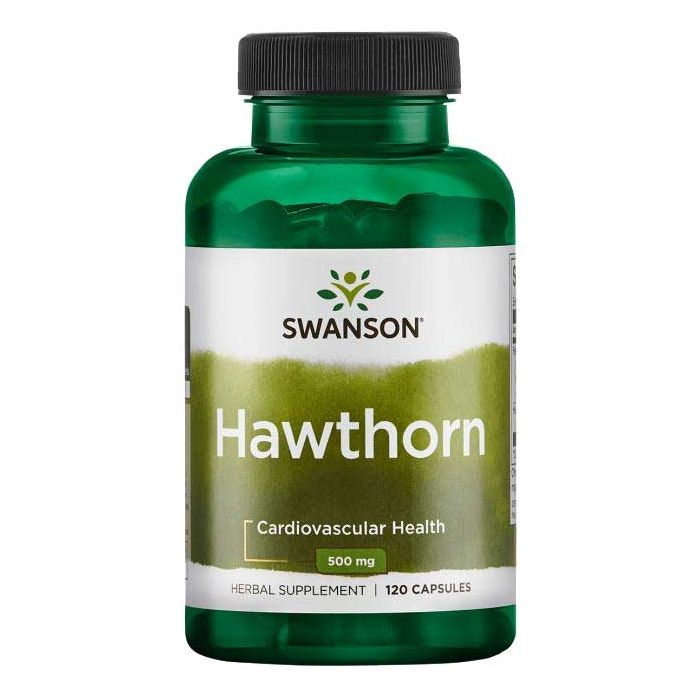 Hawthorn - Featuring Hawthorn Berry & Extract