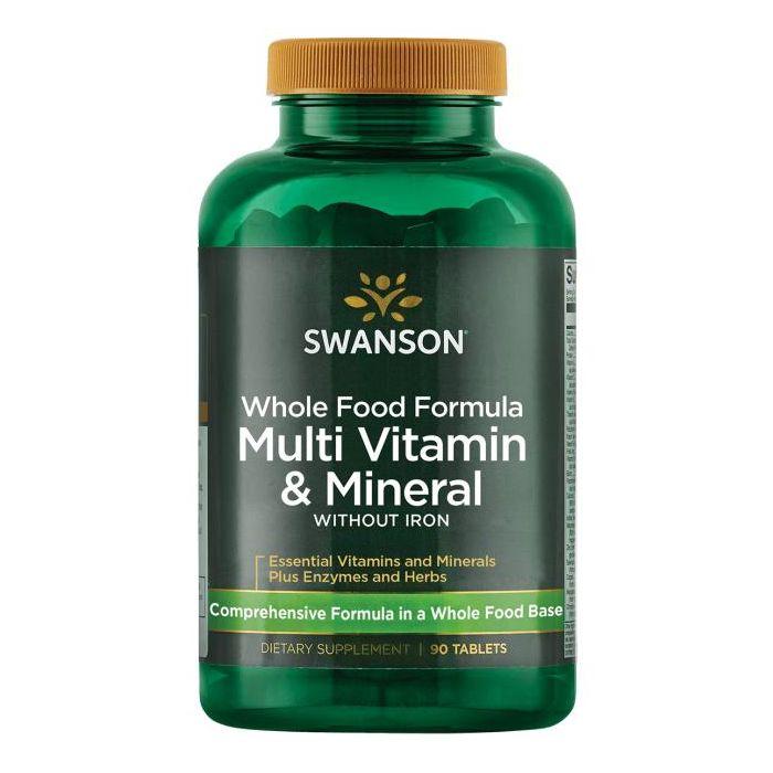 Whole Food Multi without Iron