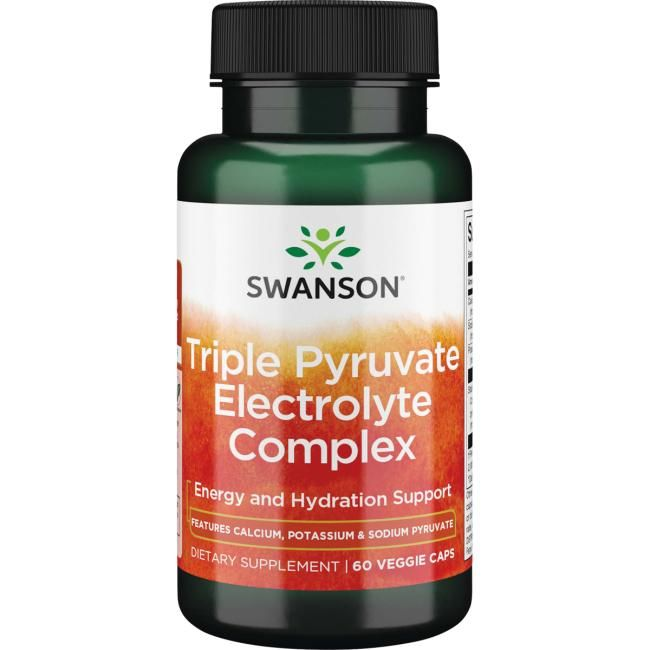 Triple Pyruvate Electrolyte Complex